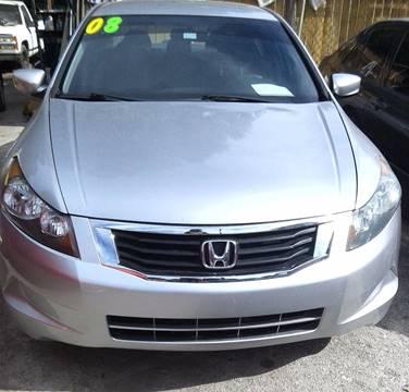 2008 Honda Accord for sale in Tampa, FL
