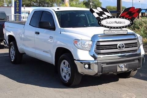 2015 Toyota Tundra for sale in Salt Lake City, UT
