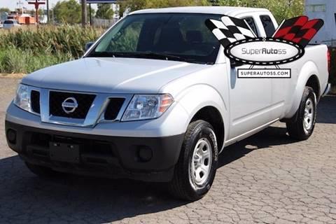 2015 Nissan Frontier for sale in Salt Lake City, UT