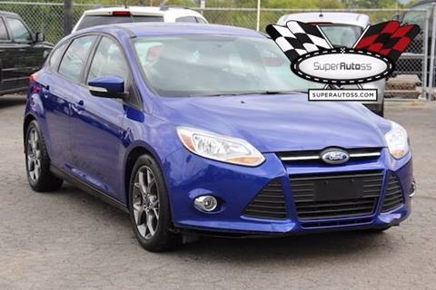 2014 Ford Focus for sale in Salt Lake City, UT