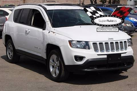 2015 Jeep Compass for sale in Salt Lake City, UT