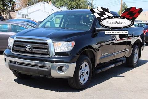 2012 Toyota Tundra for sale in Salt Lake City, UT