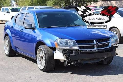2014 Dodge Avenger for sale in Salt Lake City, UT