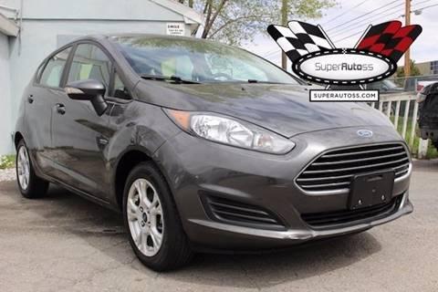 2015 Ford Fiesta for sale in Salt Lake City, UT