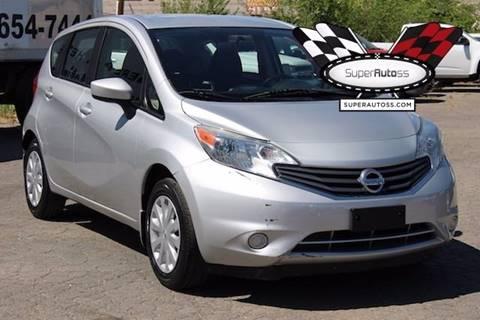 2015 Nissan Versa Note for sale in Salt Lake City, UT