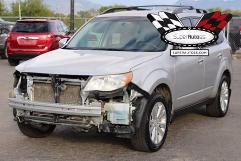 2011 Subaru Forester for sale in Salt Lake City, UT