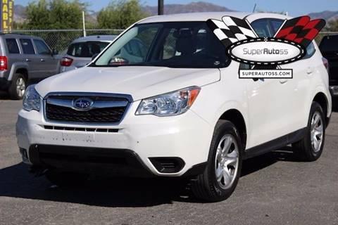 2014 Subaru Forester for sale in Salt Lake City, UT