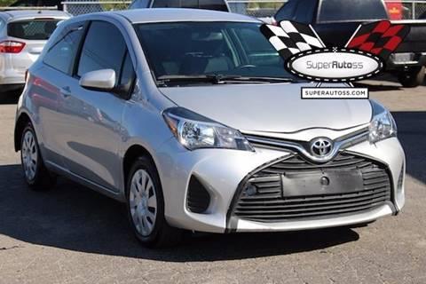 2015 Toyota Yaris for sale in Salt Lake City, UT