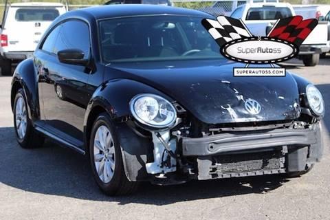2014 Volkswagen Beetle for sale in Salt Lake City, UT