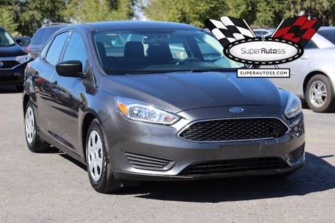 2015 Ford Focus for sale in Salt Lake City, UT