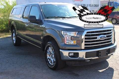 2015 Ford F-150 for sale in Salt Lake City, UT