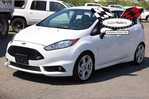 2014 Ford Fiesta for sale in Salt Lake City, UT