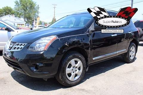 2015 Nissan Rogue Select for sale in Salt Lake City, UT