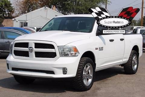 2015 RAM Ram Pickup 1500 for sale in Salt Lake City, UT