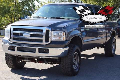 2005 Ford F-250 Super Duty for sale in Salt Lake City, UT