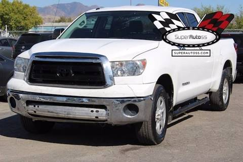 2011 Toyota Tundra for sale in Salt Lake City, UT