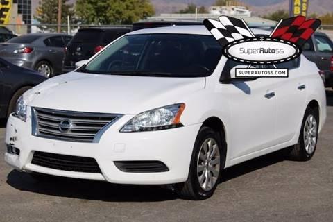 2015 Nissan Sentra for sale in Salt Lake City, UT