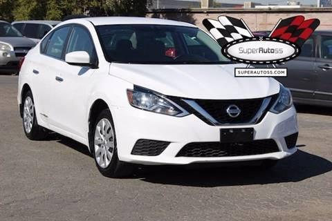 2016 Nissan Sentra for sale in Salt Lake City, UT
