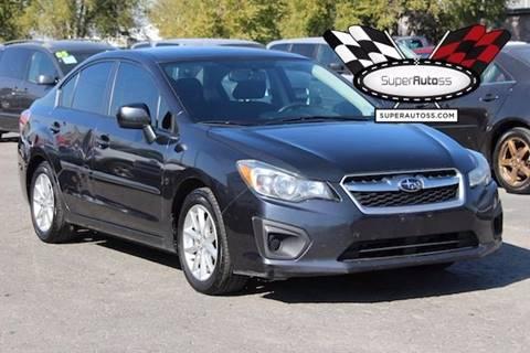 2012 Subaru Impreza for sale in Salt Lake City, UT