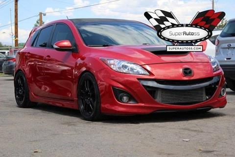 Mazda Speed 3 >> Mazda Mazdaspeed3 For Sale In Independence Or Carsforsale Com