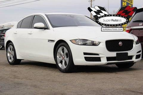 Beautiful 2017 Jaguar XE For Sale In Salt Lake City, UT