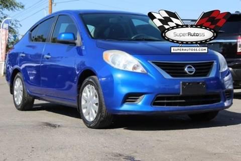 2012 Nissan Versa for sale in Salt Lake City, UT