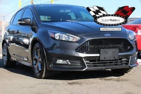 2018 Ford Focus for sale in Salt Lake City, UT