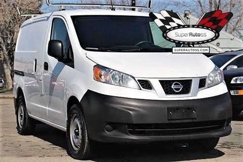 4d20c80c95 2015 Nissan NV200 for sale in Salt Lake City