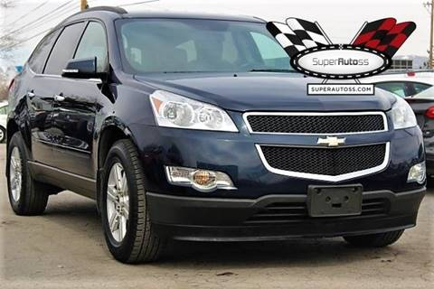 3rd Row Suv For Sale >> 2012 Chevrolet Traverse For Sale In Salt Lake City Ut