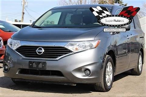 2016 Nissan Quest for sale in Salt Lake City, UT