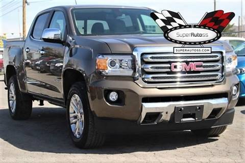 2017 GMC Canyon for sale in Salt Lake City, UT