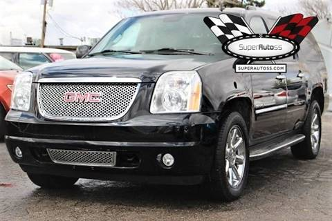 2010 GMC Yukon XL for sale in Salt Lake City, UT