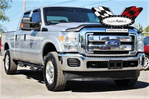 2015 Ford F-250 Super Duty for sale in Salt Lake City, UT