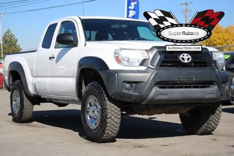 2014 Toyota Tacoma for sale in Salt Lake City, UT