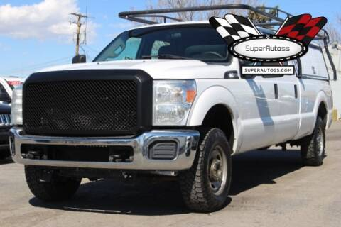 2014 Ford F-250 Super Duty XL for sale at Super Autoss in Salt Lake City UT