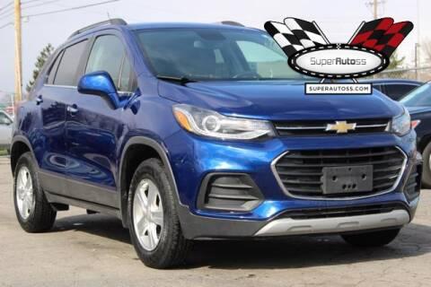 2017 Chevrolet Trax LT for sale at Super Autoss in Salt Lake City UT
