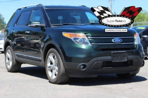 2013 Ford Explorer Limited for sale at Super Autoss in Salt Lake City UT