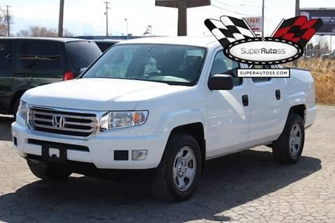2013 Honda Ridgeline for sale in Salt Lake City, UT