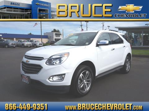 2016 Chevrolet Equinox for sale in Hillsboro, OR
