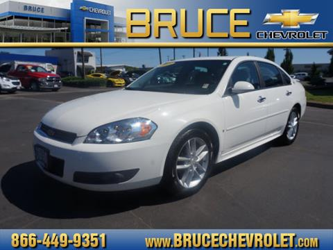 2009 Chevrolet Impala for sale in Hillsboro, OR