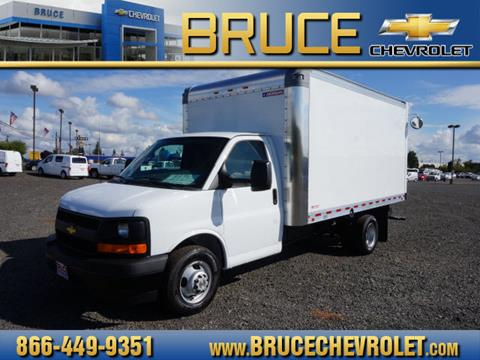 2017 Chevrolet Express Cutaway for sale in Hillsboro, OR