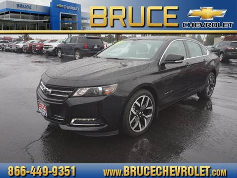 2018 Chevrolet Impala for sale in Hillsboro, OR