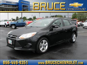 2013 Ford Focus for sale in Hillsboro, OR