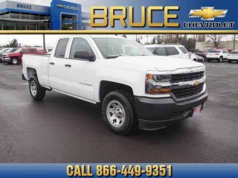 2019 Chevrolet Silverado 1500 LD Work Truck for sale at BRUCE CHEVROLET in Hillsboro OR