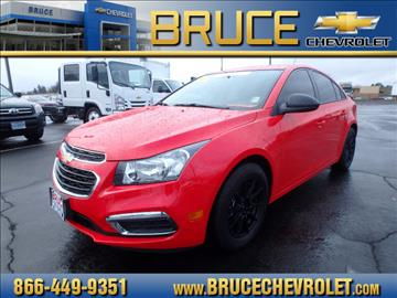 2015 Chevrolet Cruze for sale in Hillsboro, OR