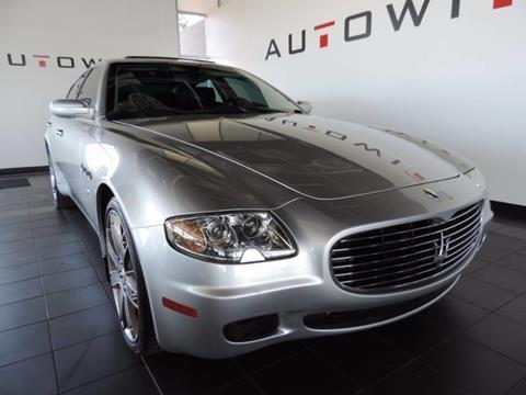 2008 Maserati Quattroporte for sale in Scottsdale, AZ