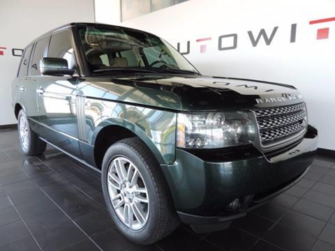 2010 Land Rover Range Rover for sale in Scottsdale, AZ