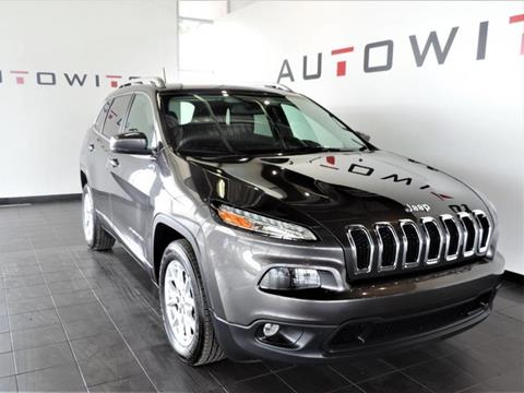 2017 Jeep Cherokee for sale in Scottsdale, AZ