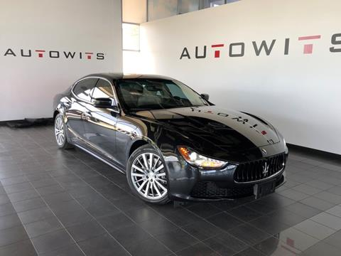 2015 Maserati Ghibli for sale in Scottsdale, AZ