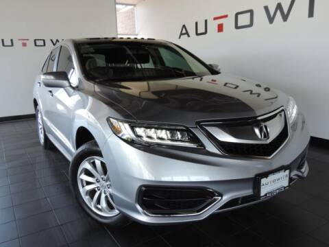 2017 Acura RDX for sale at AutoWits in Scottsdale AZ
